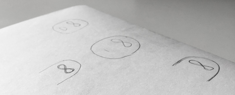 Guroo logo sketches