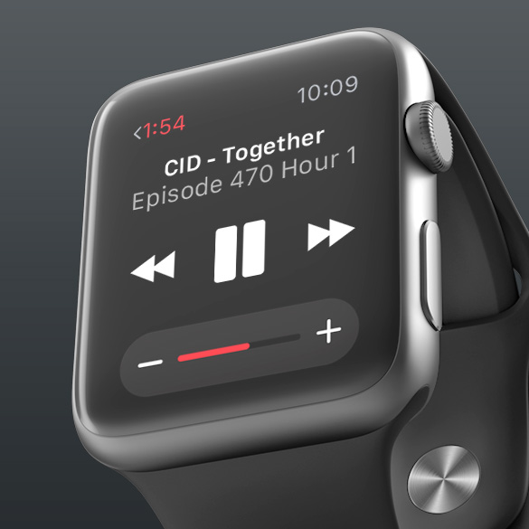 Tiësto Apple Watch