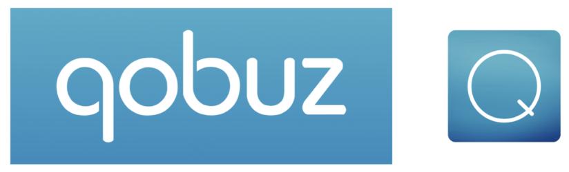 Qobuz old logo