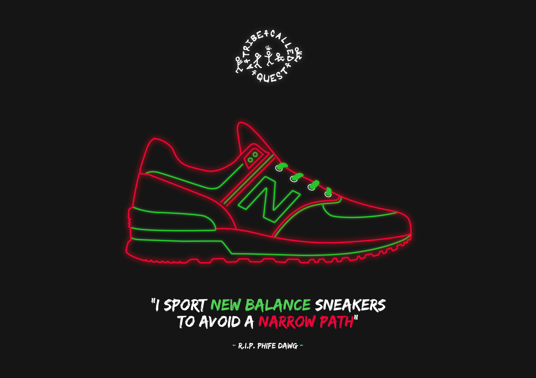 A Tribe Called Quest x New Balance